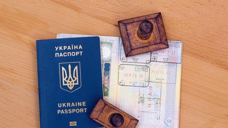 Загранпаспорт в Одессе биометрический
